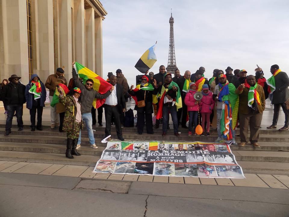 Invitation à l'Assemblée Générale  du 12 Mars 2017: Création du Mouvement Républicain pour la Libération du Congo