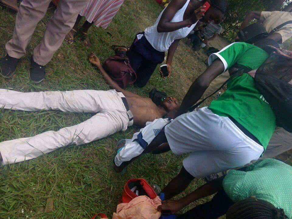 Escalade de la violence au lycée Victor Augagneur (Pointe-Noire)