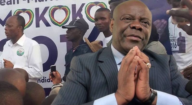 Marc Mapingou Mitumbi : « Le général Mokoko est en grand danger »