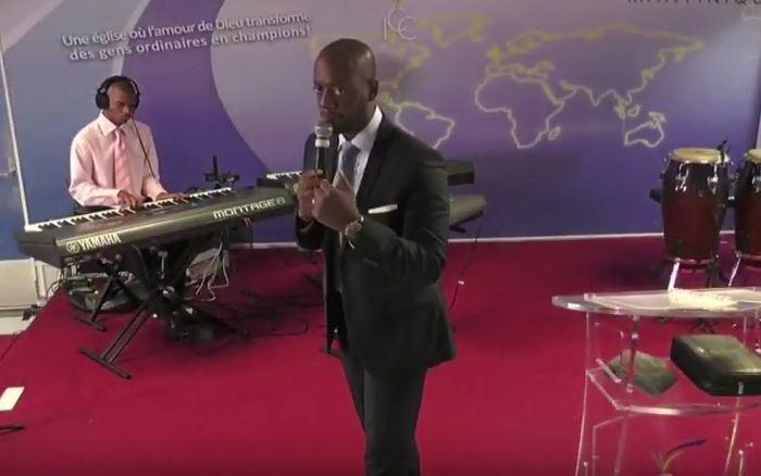 Pasteur Frédéric Koyamba: Jésus, le Chef et le consommateur de la Foi