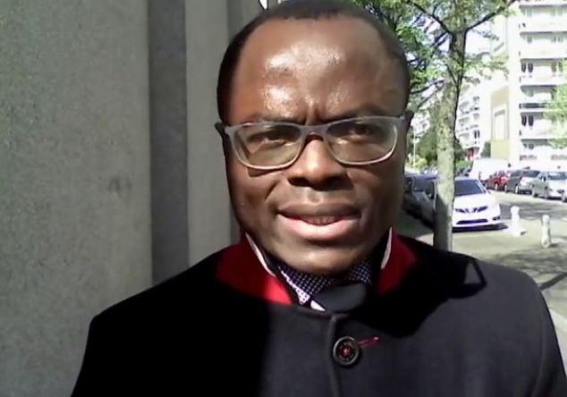 Thierry Moungala porte plainte contre les manifestants de Rouen : Maitre Brice Nzamba assure la défense
