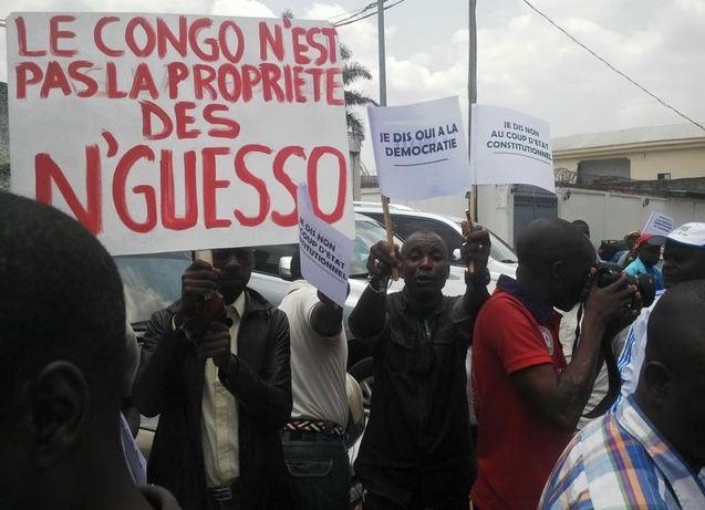 Le Congo sera Libre