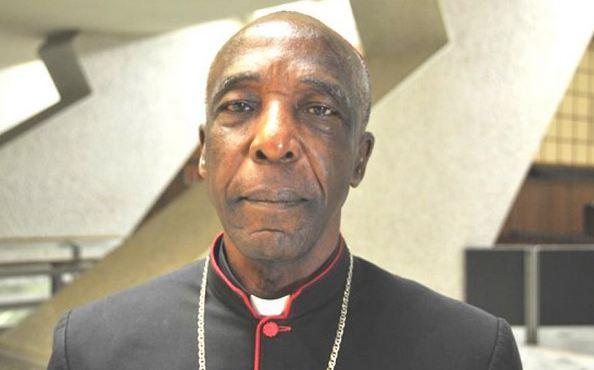 Mgr Louis PORTELLA, évêque de Kinkala, lance appel à l'espérance