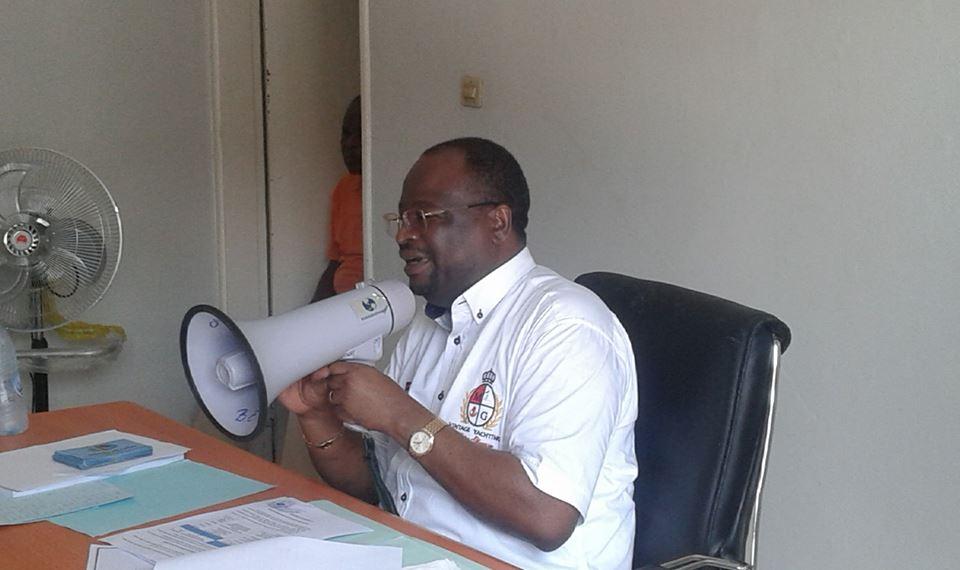 Images: Descente à la base du Président de l'UDH-YUKI