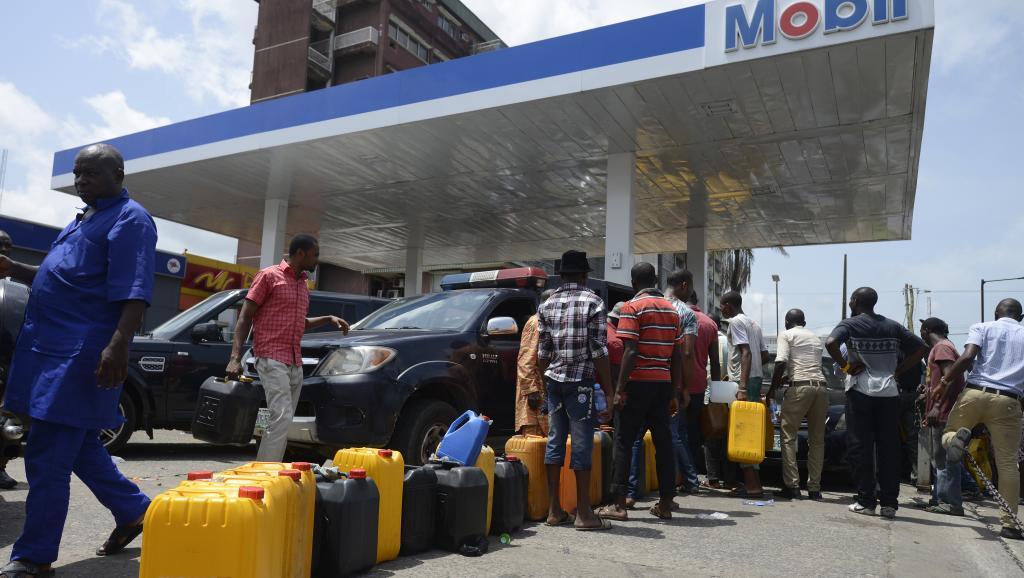 Brazzaville privée de carburant depuis plusieurs semaines