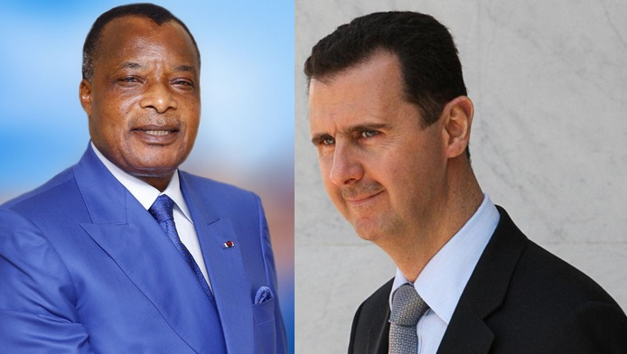 Le Congo-Brazzaville et la Syrie : le bal des faux culs