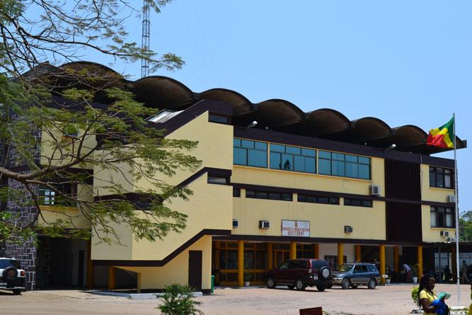Trois journées « Université morte » à l'Université Marien Ngouabi