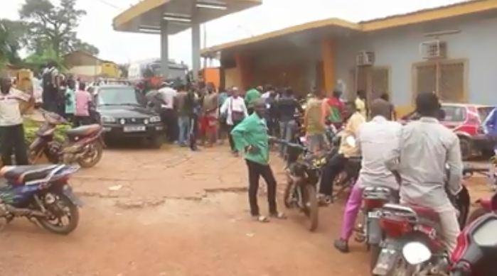 Pénurie de carburant à Dolisie dans le département du Niari [Vidéo]