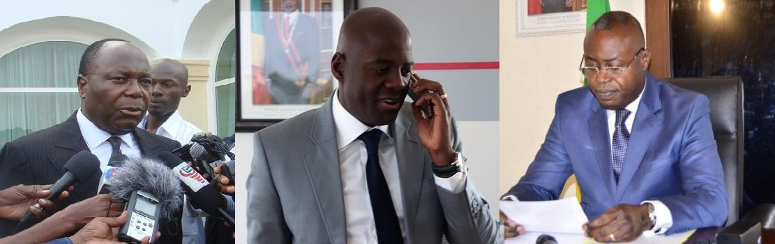 Cacophonie au gouvernement : Guerre entre le Premier Ministre Clément Mouamba et le Ministre Ibombo