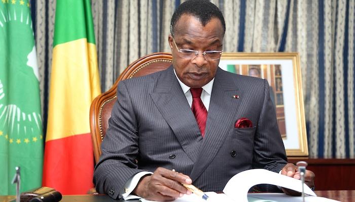 «Je ne suis pas Dieu, je n'ai jamais dit que je vais être président à vie» – Sassou N'guesso