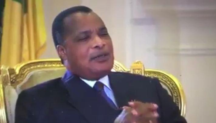 Sassou Nguesso : « Dans le Pool, les populations qui y vivent sont sur la protection de la force publique »