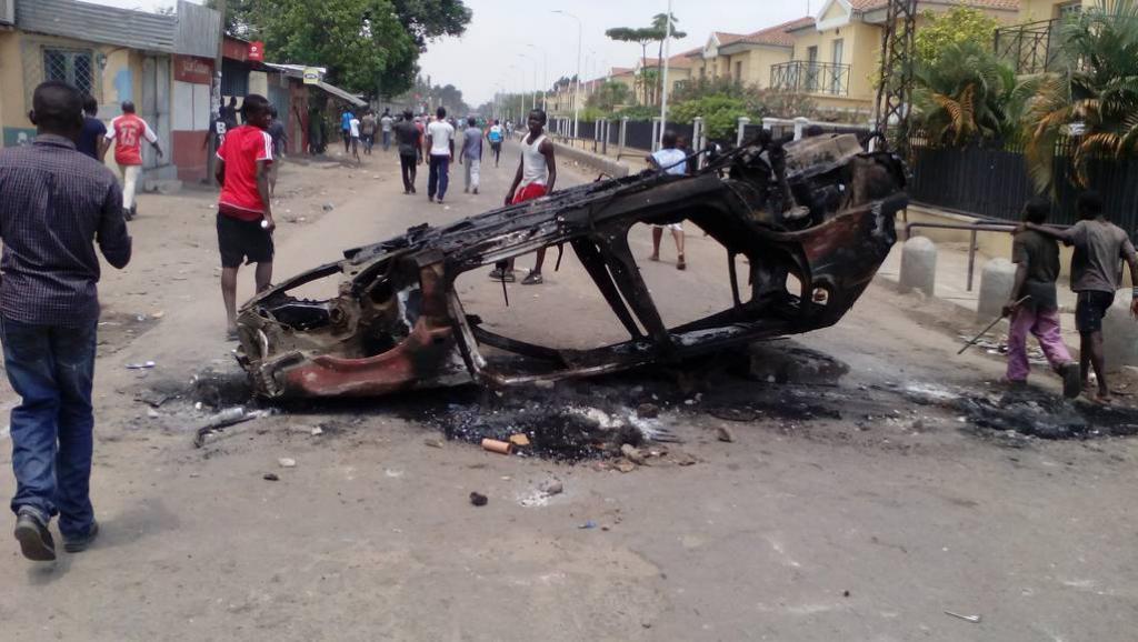 Invalidation des candidats de l'UDH-YUKI : Vers l'érection des barricades à Brazzaville, Pointe-Noire et Dolisie