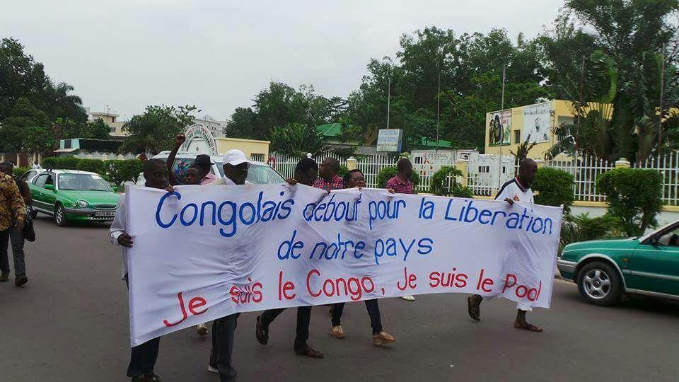 Manifestation à Brazzaville : Acte courageux des responsables de la Fédération de l'opposition