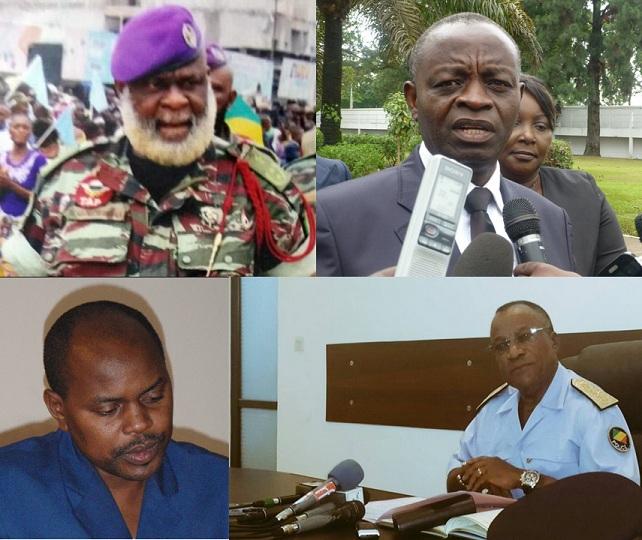Confrontation entre le Général Nianga Mbouala, son Dircab et le Docteur Ntondo du CNR