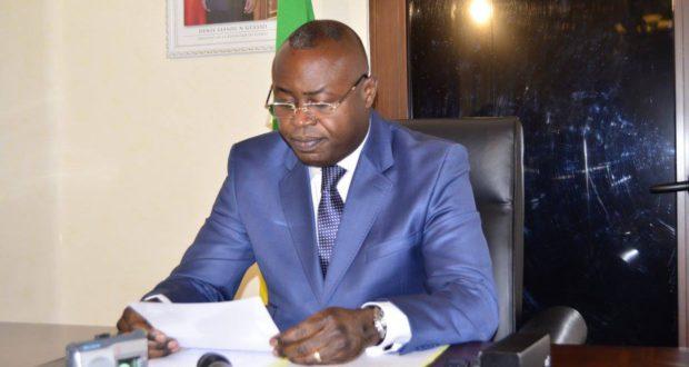 Le Ministre Léon Juste IBOMBO et la République des Tricheurs