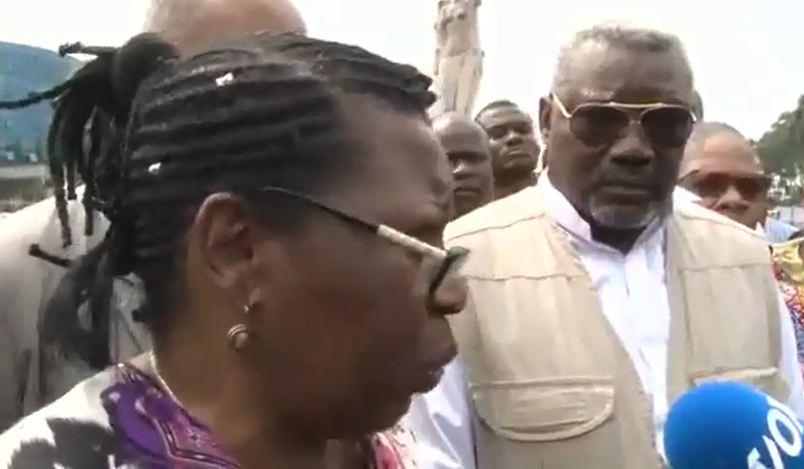Marche des leaders de la fédération de l'opposition en hommage aux victimes du Pool [Vidéo]