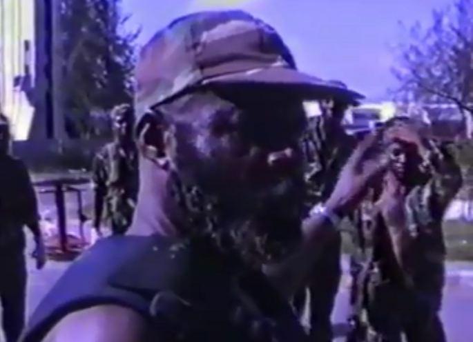 5 Juin 97 – 5 juin 2017 : Il y'a 20 ans, le Général Nianga Mbouala et ses hommes mettaient la démocratie à genoux [Vidéo]