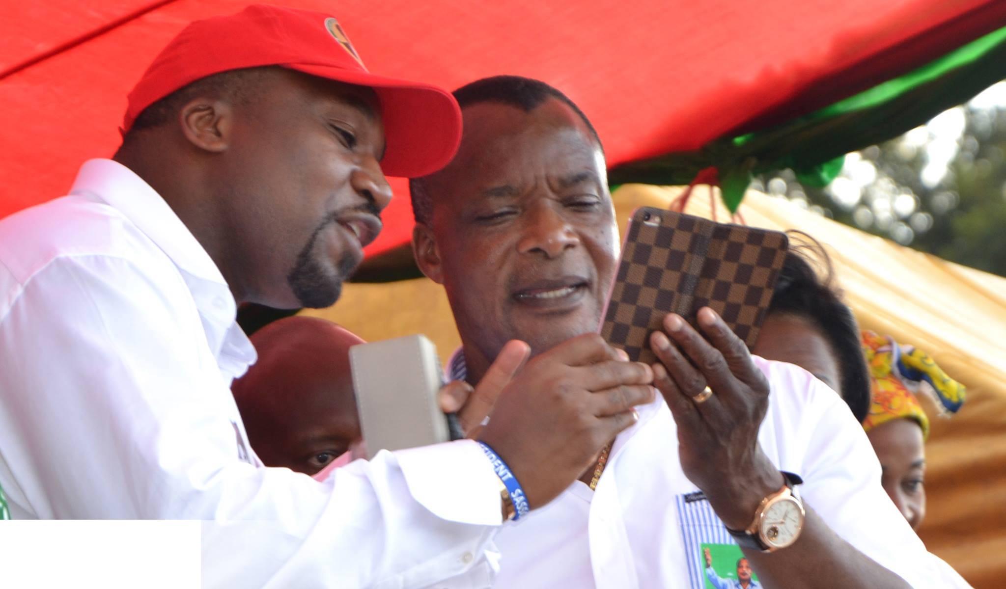 «Biens mal acquis» : Julienne Sassou Nguesso et son mari Guy Johnson mis en examen