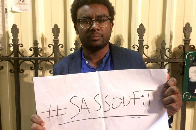 Andréa Ngombet, Coordinateur du collectif  «Sassoufit» répond à Sassou Nguesso [Vidéo]