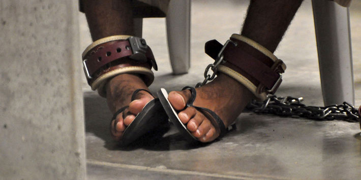 Sassou torture au Congo-Brazzaville