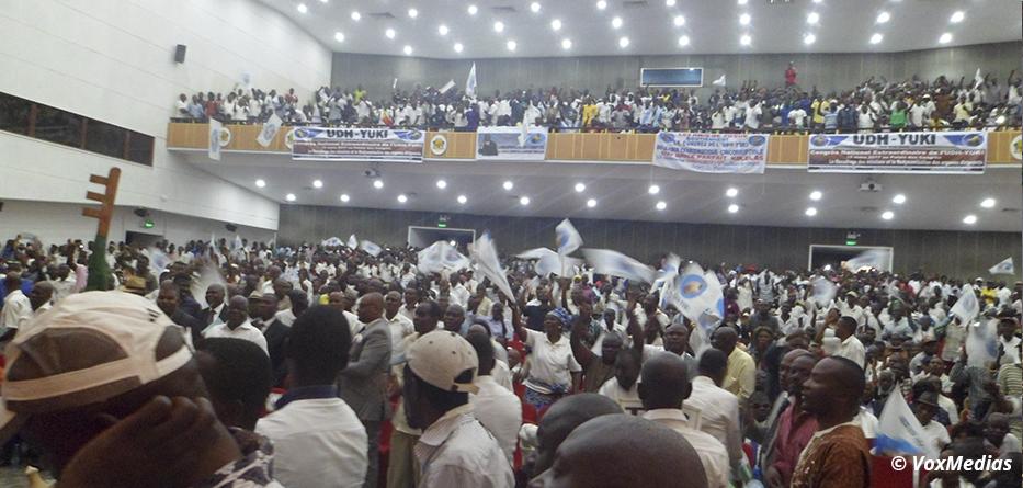 Sassou Nguesso étrangle l'UDH-YUKI de Parfait Kolelas pour faire de Pascal Tsaty Mabiala le leader de l'opposition