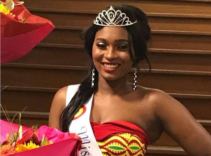France : Bintou Dia élue Miss Mama Liputa 2017