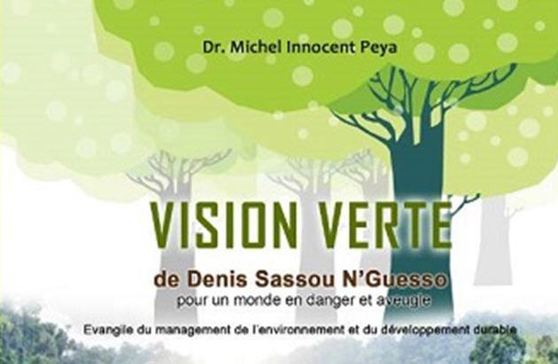 Congo : Littérature – Michel Innocent PEYA signe un nouveau livre sur la vision verte de Denis Sassou Nguesso