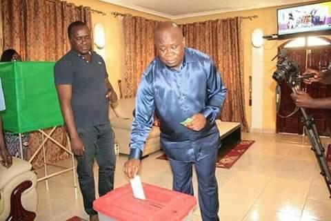 Arrêt sur image : Le candidat du PCT à Oyo, Maixent Raoul Ominga doit être disqualifié