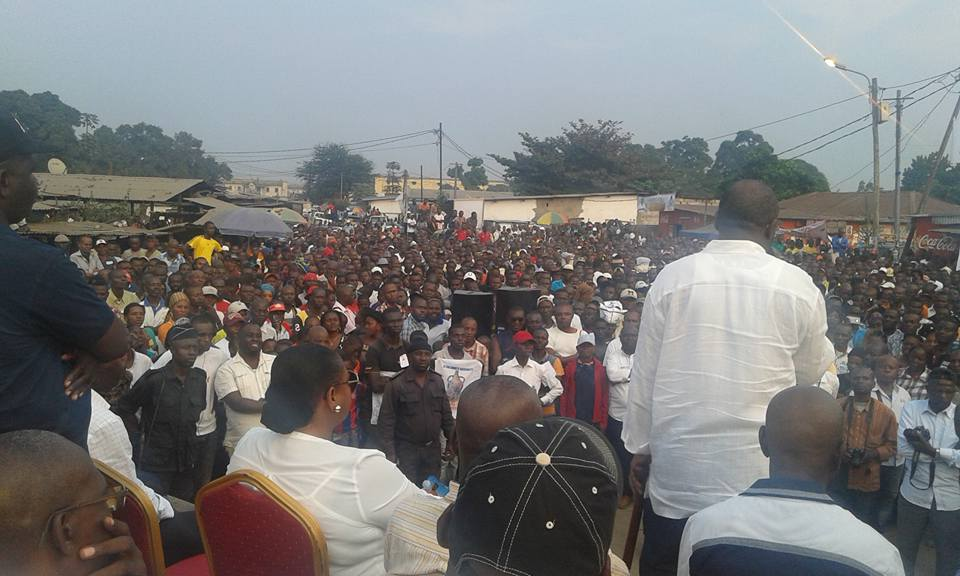 Clin d'œil : Le Président du Yuki soutient le candidat indépendant Joseph Dadys Badiabio à Moukoundzi-Ngouaka