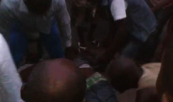 Un chauffeur ivre à l'origine de la mort de 7 militants du Yuki : Les images [Vidéo]