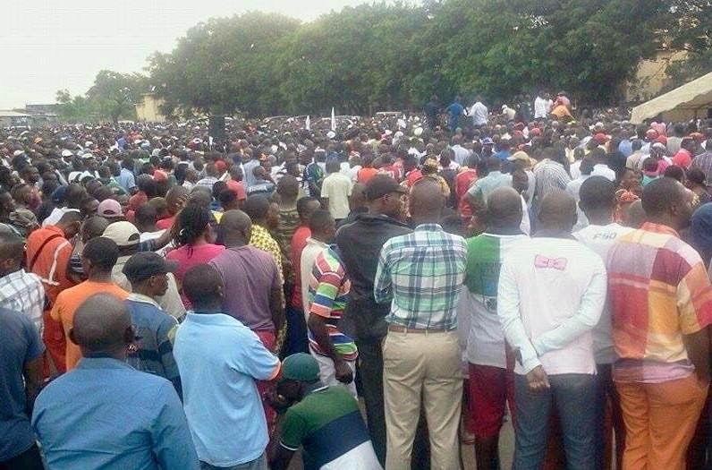 Appel à la mobilisation citoyenne du 10 juillet 2017 contre la dictature et l'illettrisme au Congo-Brazzaville