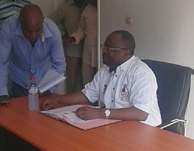 Compte rendu de la réunion extraordinaire du Bureau Politique de l'UDH-YUKI
