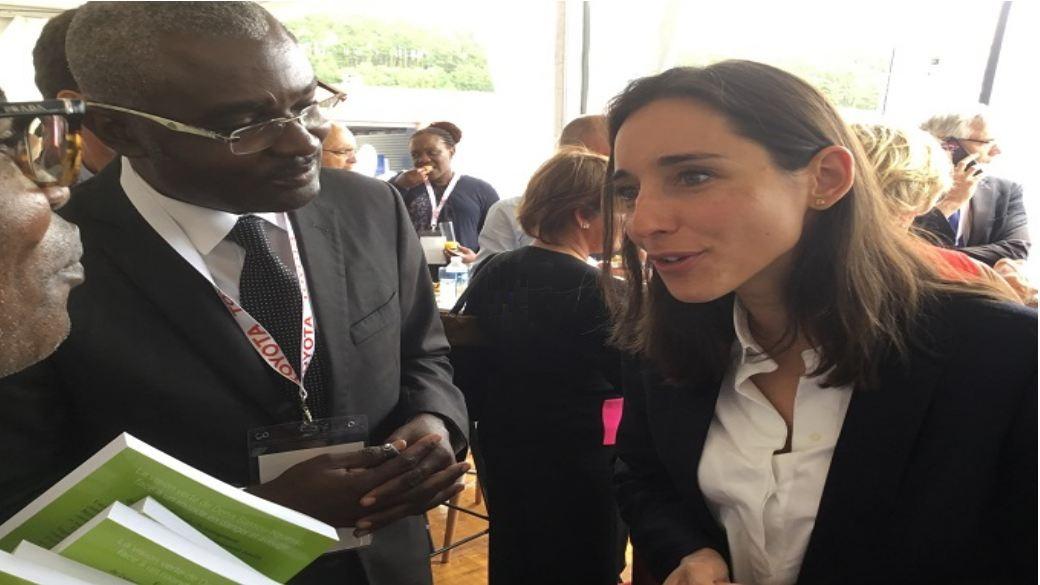 Environnement : Michel Innocent PEYA présente « La Vision Verte de Denis Sassou Nguesso » aux «Rencontres Internationales des Voitures Ecologiques »