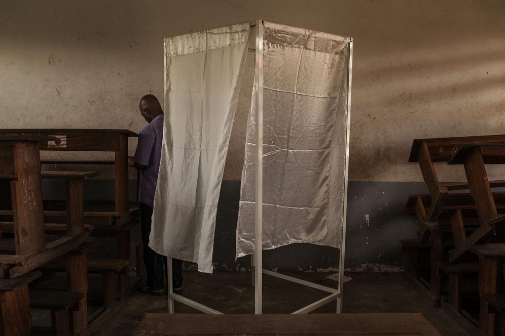 Congo : Fin du vote sur fond de tension dans quelques circonscriptions