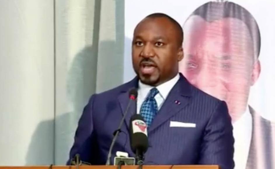 Affaire Denis Christel Sassou Nguesso : La lettre du continent l'autre jumeau de Jeune Afrique