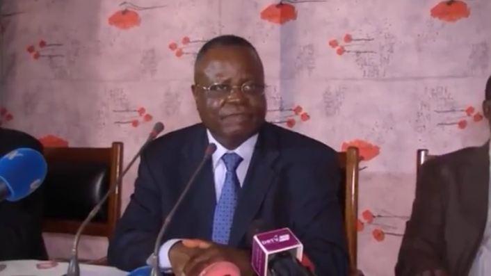 Conférence de Presse du Collectif de l'opposition Congolaise du samedi 5 août 2017 [Vidéo]