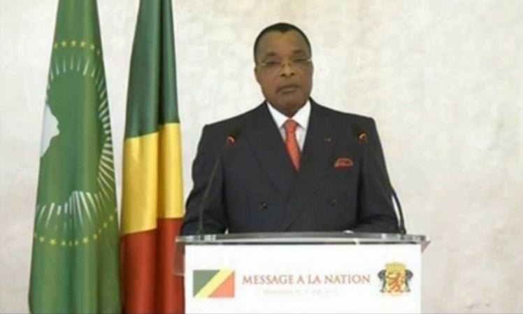Le discours pitoyable de Denis Sassou Nguesso: Souffrons seulement ! [Vidéo]