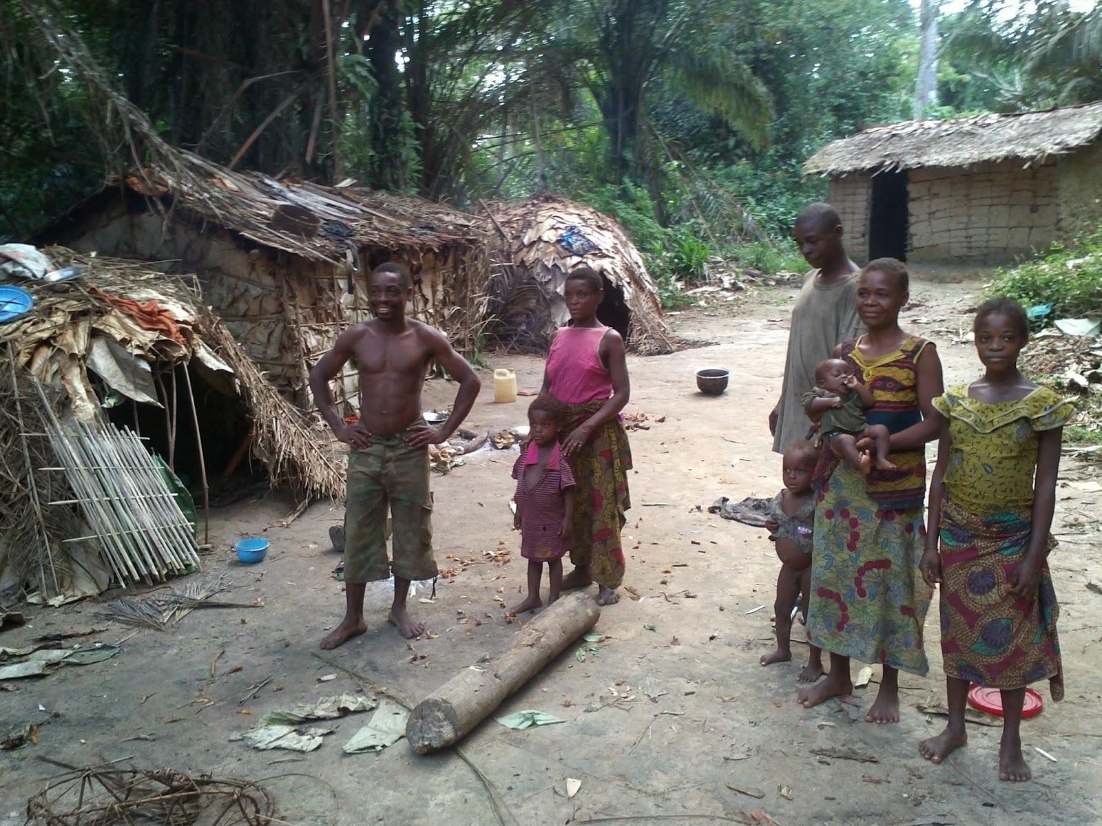 Likouala : Maître-Bantou exploiteur des autochtones
