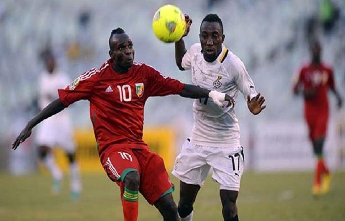 Le Congo « fimbolisé » par le Ghana (1-5) au stade de Kintélé