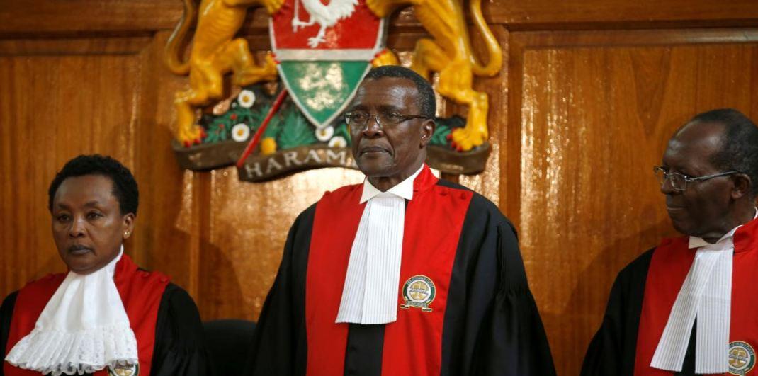 La leçon de la justice kényane aux Occidentaux