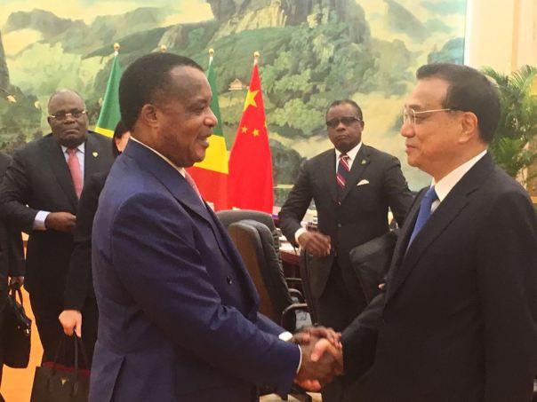 Quand les Nguesso père et fils soldent le pétrole congolais aux chinois [Vidéo]