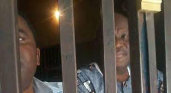 Tentative d'enlèvement de Paulin Makaya à la maison d'arrêt
