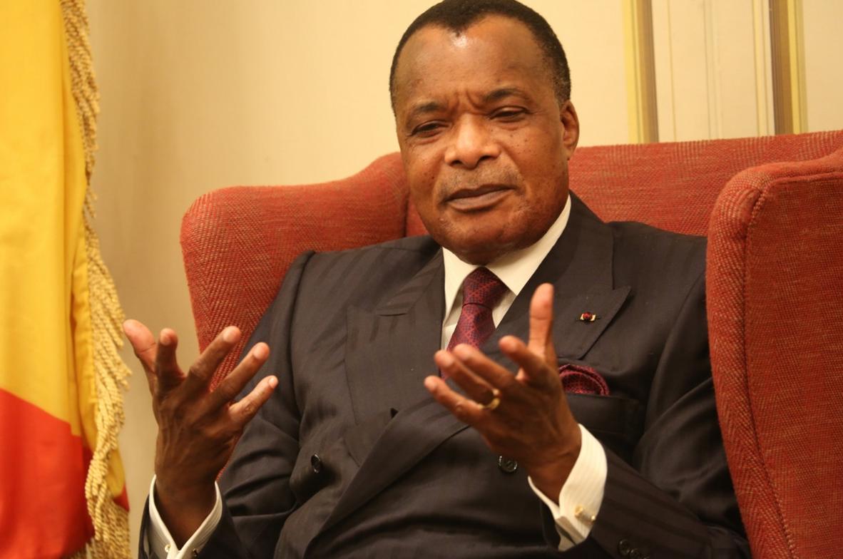 """Humeur : Le """"bondélage"""" honteux de Sassou Nguesso à Ntumi"""