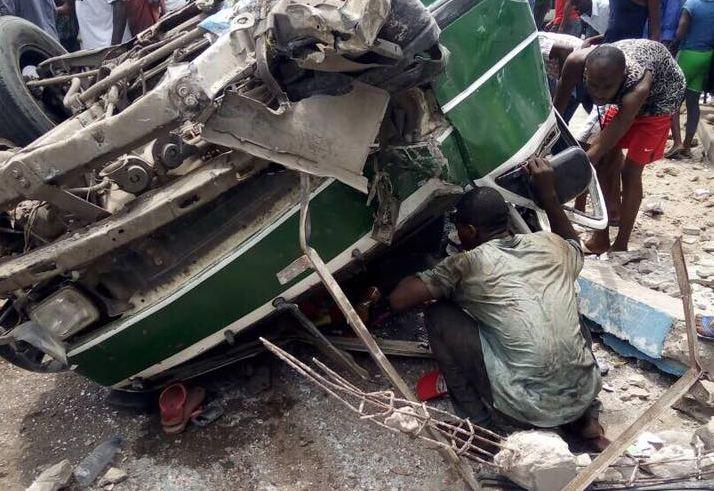 Accident à Moukondo : CHU fermé, casse tête pour les morts et les blessés [Vidéo]