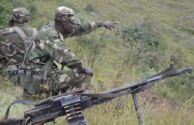 Nouvelle incursion de l'armée angolaise à Kimongo
