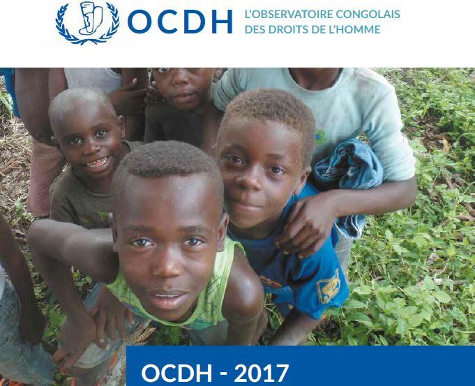 OCDH : Rapport sur la situation des populations autochtones