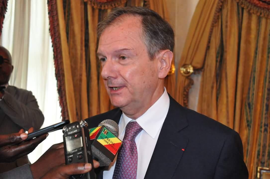 Lettre de la société civile congolaise à l'ambassadeur de France au Congo