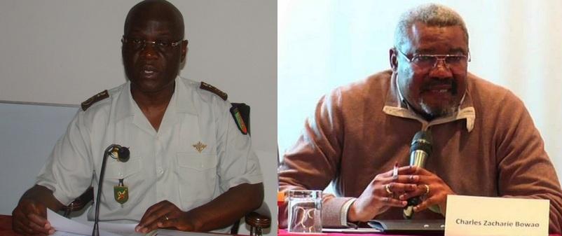 Lettre de Charles Zacharie Bowao à Guy Blanchard Okoï, Chef d'Etat-major Général