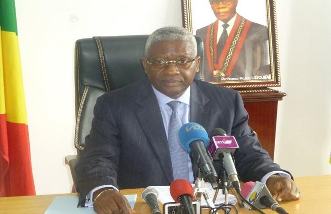 Point de presse de Tsaty Mabiala sur le Pool et sur la situation de crise au Congo