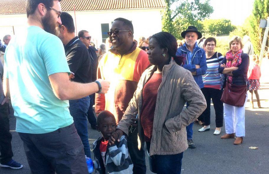 Gourville (France) : Une jeune femme congolaise est menacée d'expulsion, sans ses enfants